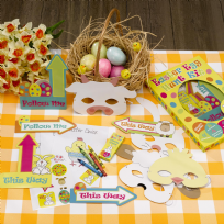 Easter Craft Egg Hunt Kit